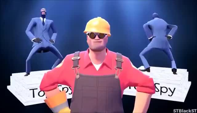 Watch Mr. Snortobeat - TF2 Spy Song by STBlackST GIF on Gfycat. Discover more related GIFs on Gfycat