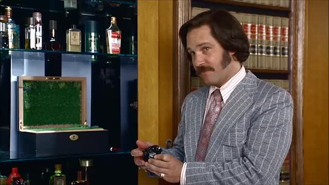 Watch this anchorman GIF by @cheesius on Gfycat. Discover more GfycatDepot, anchorman, aww, gfycatdepot, paul rudd, ron burgundy, will ferrell GIFs on Gfycat