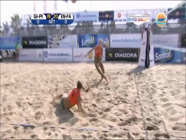 Watch Irene Enzo GIF on Gfycat. Discover more VolleyballGirls GIFs on Gfycat