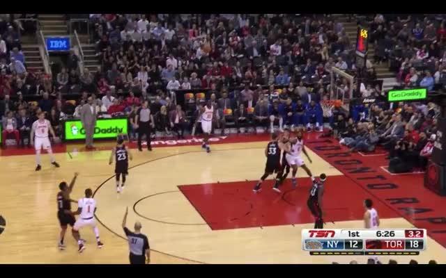 Watch Transition Drive GIF by @louiszatzman on Gfycat. Discover more Toronto Raptors, basketball GIFs on Gfycat