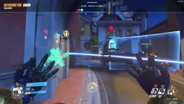 Watch Zeny Save GIF on Gfycat. Discover more Overwatch, Superbowl GIFs on Gfycat