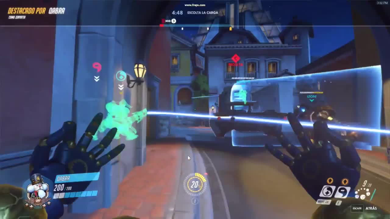 Overwatch, Superbowl, Zeny Save GIFs