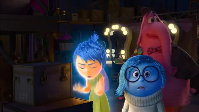 Watch Inside Out - Dream Productions GIF on Gfycat. Discover more Film & Animation, Frozen Inside 6 GIFs on Gfycat