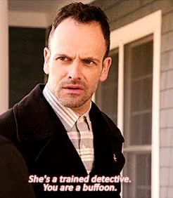 Watch and share Elementary S02e22 GIFs on Gfycat