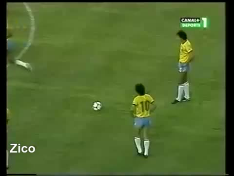 Watch and share Brazil GIFs and Zico GIFs by SUPERGOAL on Gfycat