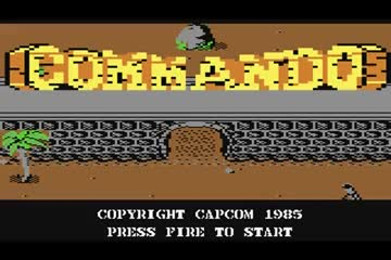 Watch Rob Hubbard - Commando [C64] GIF on Gfycat. Discover more c64 music, commodore 64 music, commodore64 music GIFs on Gfycat