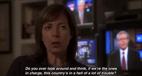 Watch and share Allison Janney GIFs on Gfycat