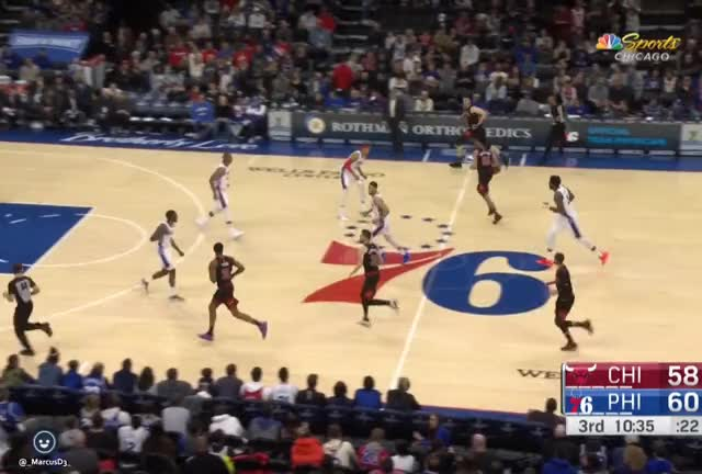 Watch and share Chicago Bulls GIFs and Basketball GIFs by MarcusD on Gfycat
