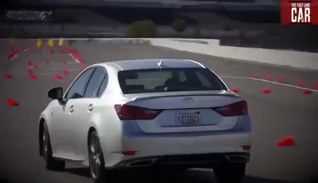 Watch and share 2013 Lexus GS 350 F Sport Vs Mercedes-Benz E350 Vs BMW 535i Race Track Review GIFs on Gfycat