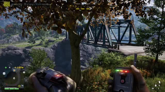 Watch and share Far Cry 4 Almost Choked GIFs by snipingsoldier7 on Gfycat