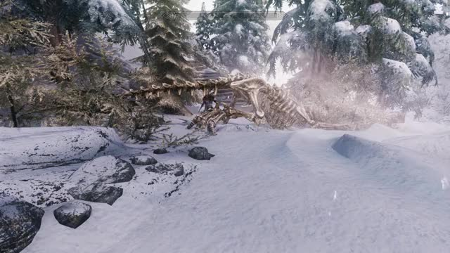 Watch and share Skyrim GIFs by Denomic on Gfycat