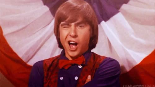 Watch and share Not Even Ashamed GIFs and Davy Jones GIFs on Gfycat