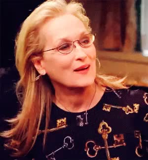 Watch and share Meryl Streep GIFs and Magnific GIFs on Gfycat