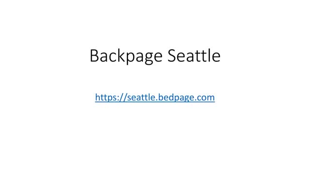 Watch and share Backpage Seattle GIFs by bedpageclassifieds on Gfycat
