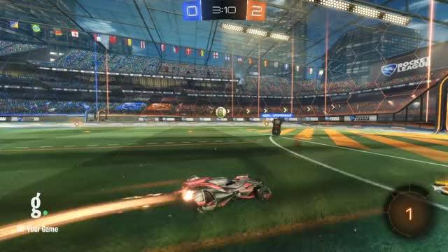 Goal 3: ›Gosu‹ Bl4ckGhost