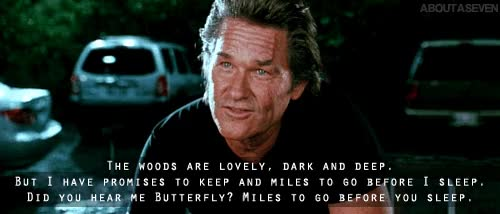Watch and share Kurt Russell GIFs on Gfycat