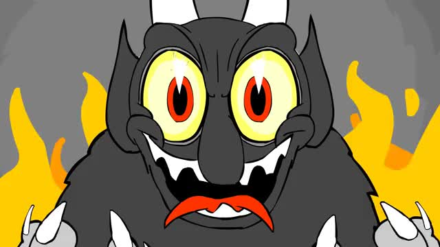 Watch and share Cuphead GIFs and Devil GIFs by diabl.os on Gfycat