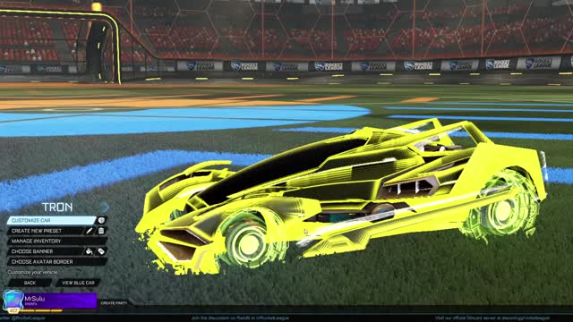 Watch Rocket League Artemis Tron GIF by @jptsetung on Gfycat. Discover more related GIFs on Gfycat