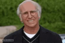 Watch and share Larrydavid Confused GIFs on Gfycat