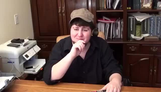 Watch JonTron GIF on Gfycat. Discover more jontron, monster, party GIFs on Gfycat