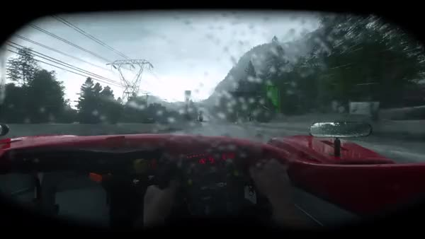 Watch [Driveclub][GIF] Driving through the rain in an open car (reddit) GIF on Gfycat. Discover more ps4 GIFs on Gfycat