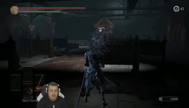 SIKERÜLT SRÁCOK, A NINJON VISSZATÉRT!!! | Dark Souls 3: Ashes of Ariandel #7