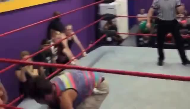 Watch [Free Match] Biff's Kids vs. ΑΣΣ | Beyond at New England Pro Wrestling Academy (Studio Taping) GIF on Gfycat. Discover more related GIFs on Gfycat