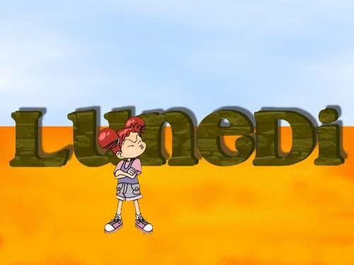 Watch and share GIF  Buon Lunedì ♥  Good Monday ♥ Bon Lundi ♥ Buen Lunes ♥ Gut Montag In   Forum GIFs on Gfycat