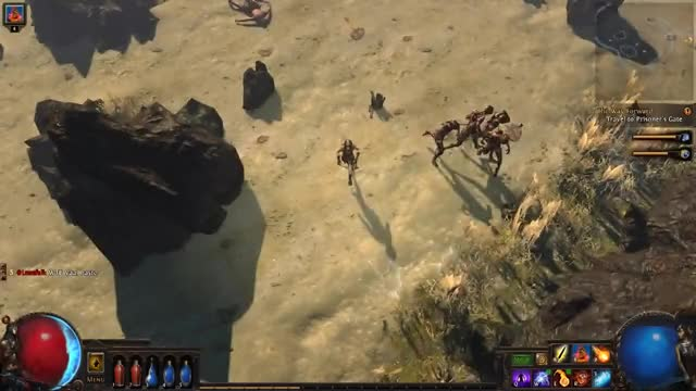 Watch and share PathOfExile 08 07 2018 First Day Preview GIFs on Gfycat