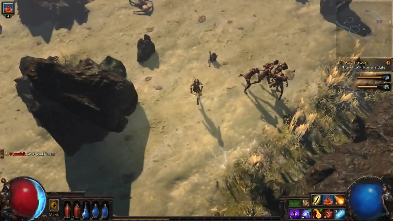 PathOfExile 08 07 2018 First Day preview GIFs