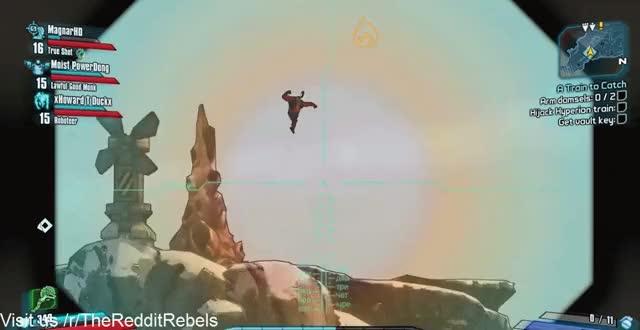 Watch and share Visit Us At The Reddit Rebels Subreddit! GIFs by Magnar - REBL on Gfycat