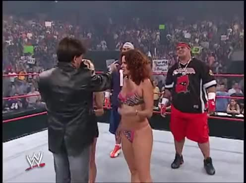 Watch and share 3 Minute Warning Attack The HLA Lesbians Raw 09.09.2002 (HD) GIFs on Gfycat