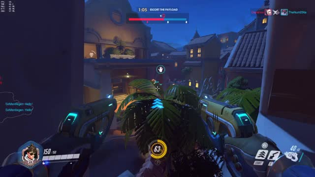 Watch Dorado Bug GIF on Gfycat. Discover more overwatch, tracer GIFs on Gfycat