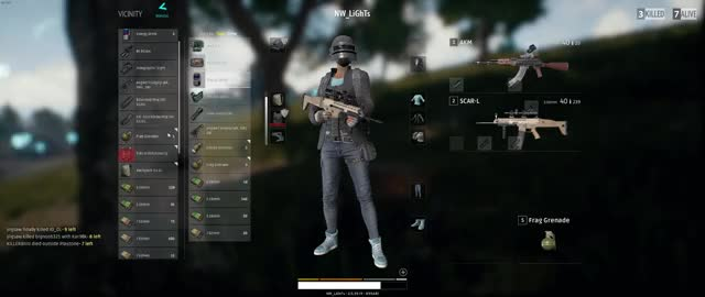 Watch and share PLAYERUNKNOWN'S BATTLEGROUNDS  8_31_2017 7_55_45 PM GIFs on Gfycat