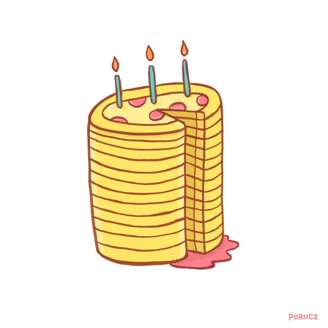 Watch and share Birthday GIFs and Cake GIFs on Gfycat