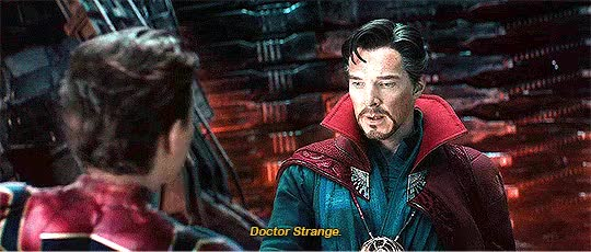 Watch and share Doctor Strange GIFs on Gfycat