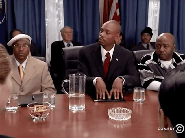 Watch and share Chappelle GIFs on Gfycat