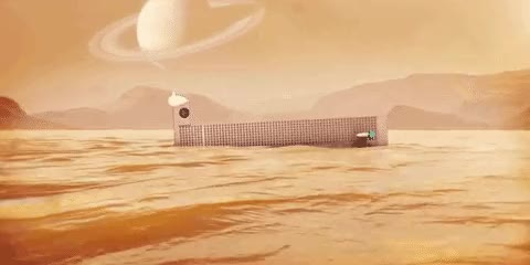 Watch and share Spaceflight GIFs and Titan GIFs by allaun on Gfycat