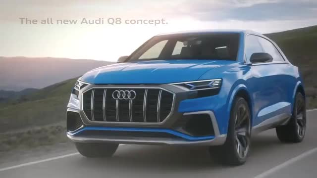 Watch Audi Q8 concept GIF on Gfycat. Discover more related GIFs on Gfycat