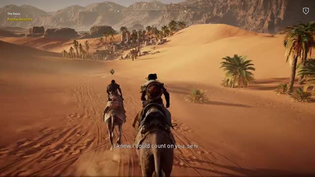 Watch racer-dromedar GIF by Gamer DVR (@xboxdvr) on Gfycat. Discover more AssassinsCreedOrigins, Spainmail, xbox, xbox dvr, xbox one GIFs on Gfycat