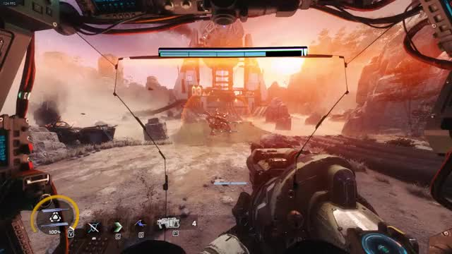 Watch and share Titanfall 2 : Richter Boss Battle GIFs by SwanSong on Gfycat