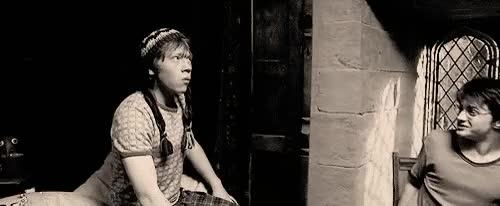 Watch rupert grint ron weasley by lagrimasdeangeles GIF on Gfycat. Discover more related GIFs on Gfycat