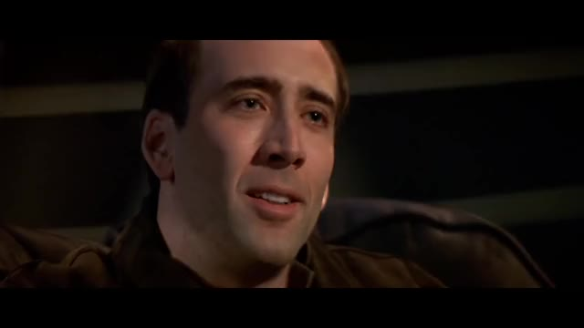 Watch Nicolas Cage laughing GIF on Gfycat. Discover more castor troy, face off, laugh scene, laughing, laughter, movie, nicolas cage GIFs on Gfycat