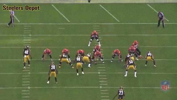 Watch and share Tyson-bengals-1.gif GIFs on Gfycat