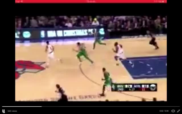 Watch and share Irving Assist That Never Came GIFs on Gfycat