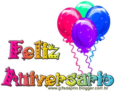 Watch and share Recados Aniversario animated stickers on Gfycat