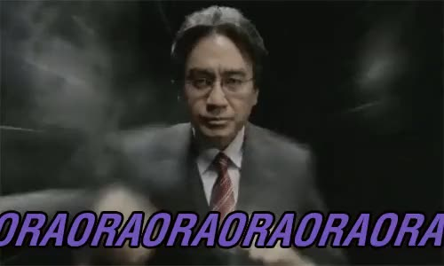Watch and share Satoru Iwata GIFs on Gfycat