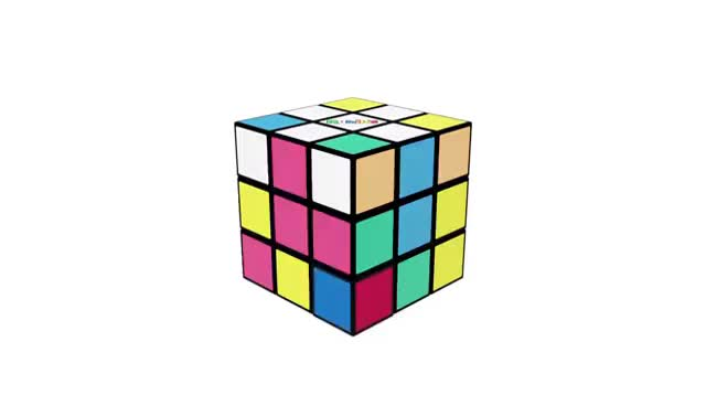 Watch How To Solve A Rubik's Cube | OFFICIAL TUTORIAL PART 3 GIF on Gfycat. Discover more related GIFs on Gfycat