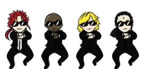 Watch FF7 Psy Style TURKs by Dragona15 GIF on Gfycat. Discover more related GIFs on Gfycat