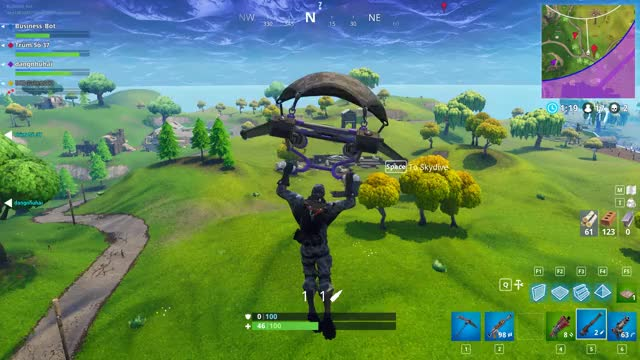 Watch and share Fornite GIFs by BusinessBot on Gfycat